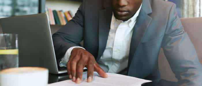 man reading contract featured image