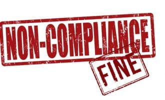 Website Legal Compliance Penalties Image