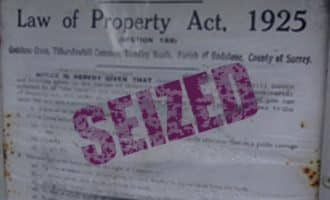 Law of Property Act Image