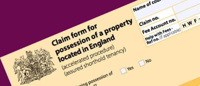 Issuing Possession Proceedings Header Image