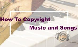 How To Copyright Music And Songs Header Image