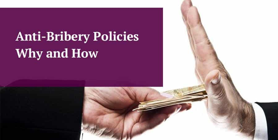 Anti Bribery Policies Why And How Legalo
