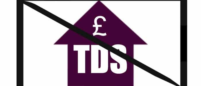 No Tenancy Deposit Scheme Image