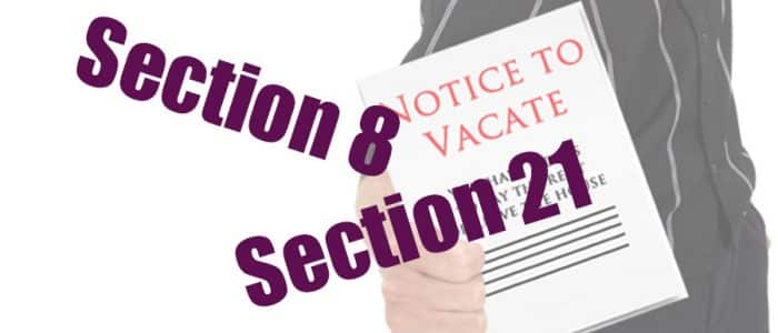 Types of Eviction Notice Image