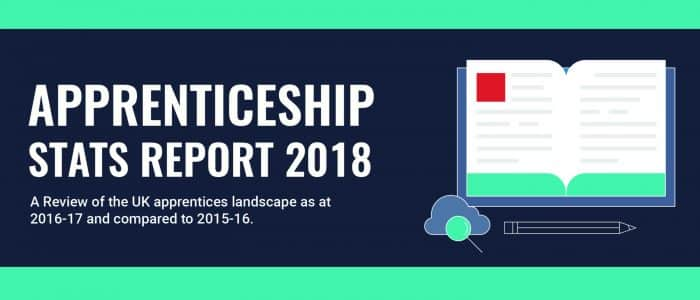 apprenticeships report 2018 header image