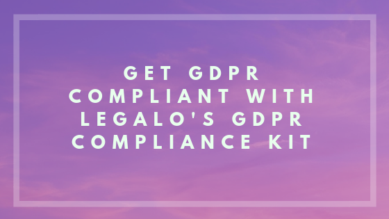GDPR Compliance Kit image
