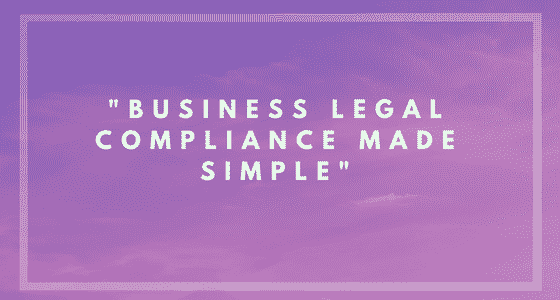 Business Legal Compliance Package Image