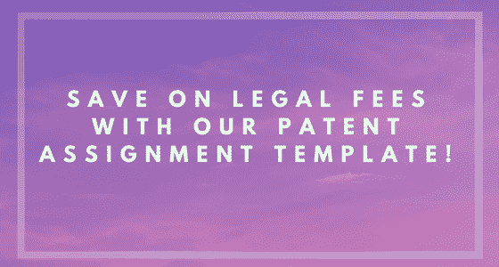 Patent Assignment Template Banner Image