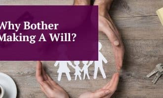 Image header why bother making a will