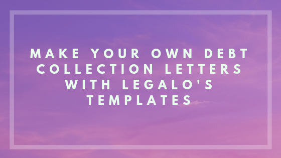 debt collection templates image