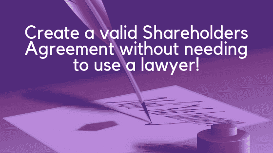 Guide to shareholders agreement image