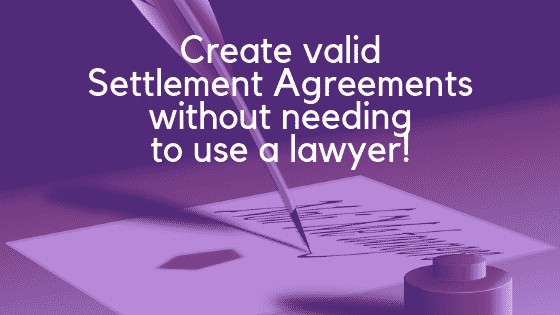 Settlement agreement image