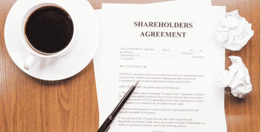 do I need a shareholders agreement image