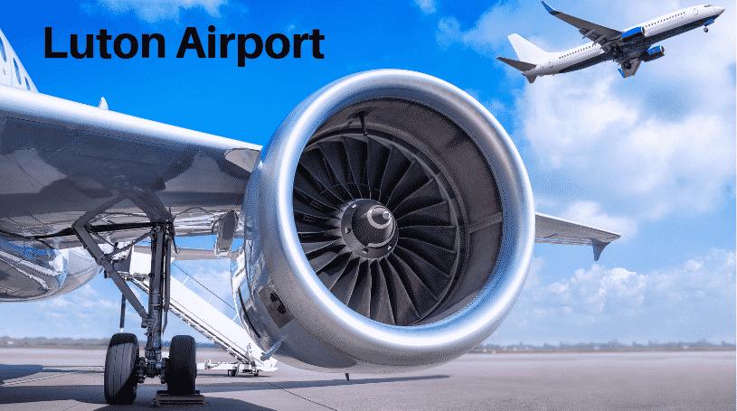 Luton Airport Image