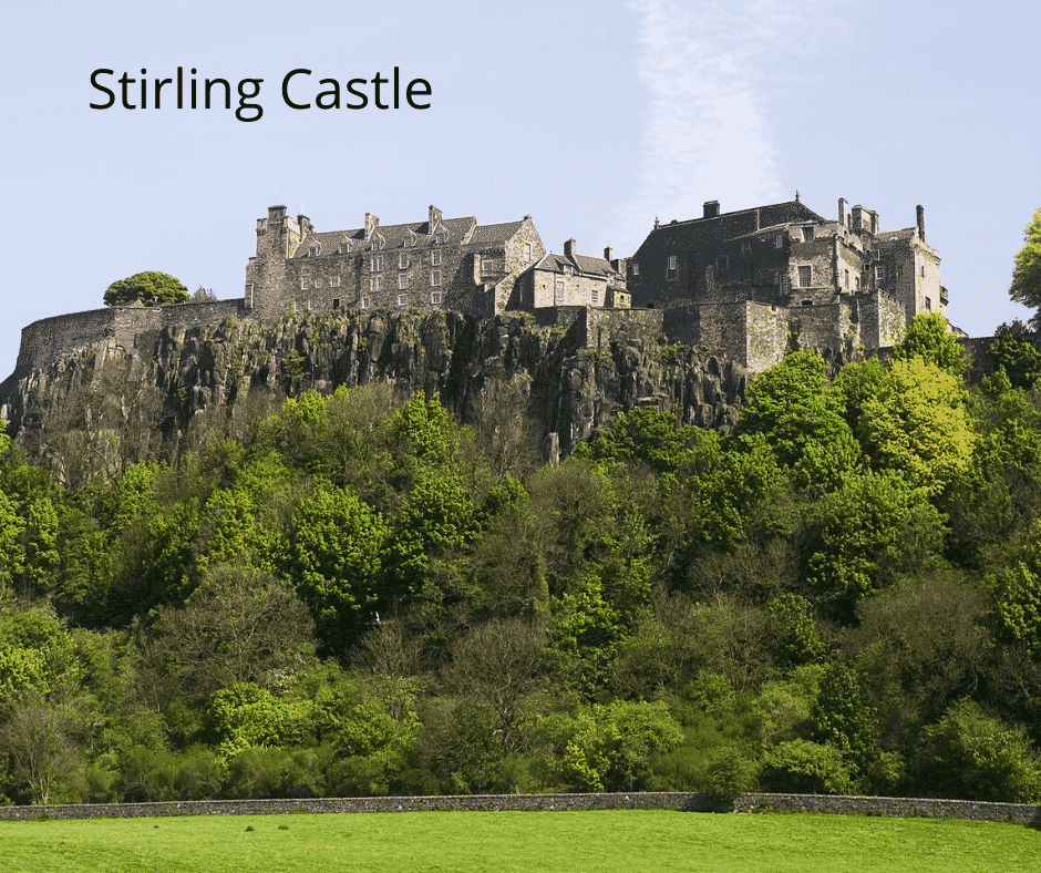 Stirling Castle image