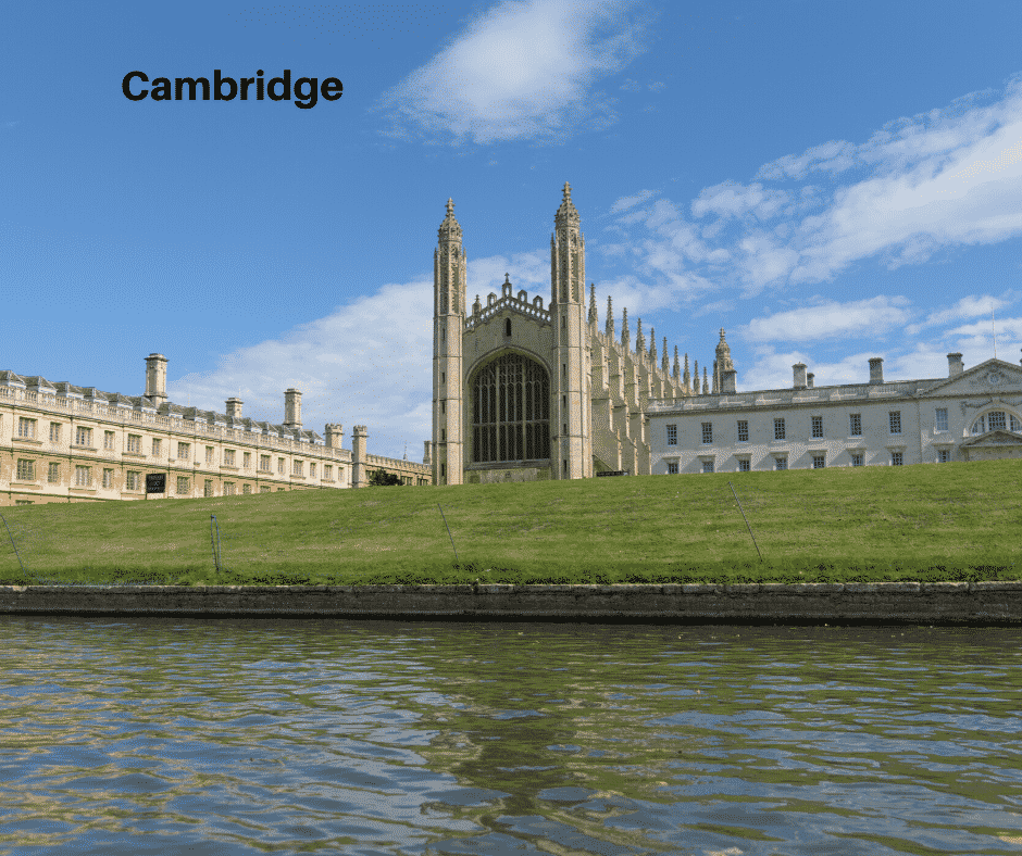 Cambridge image