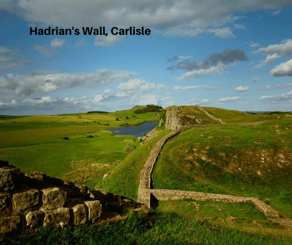 Hadrian's Wall, Carlisle image