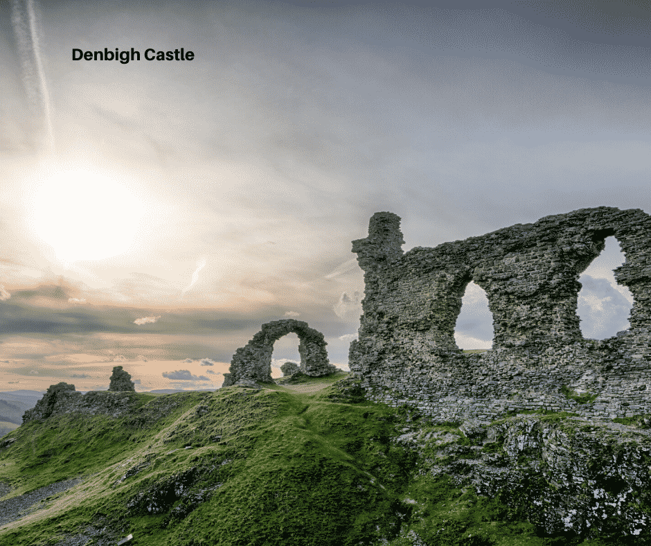 Denbigh Castle image
