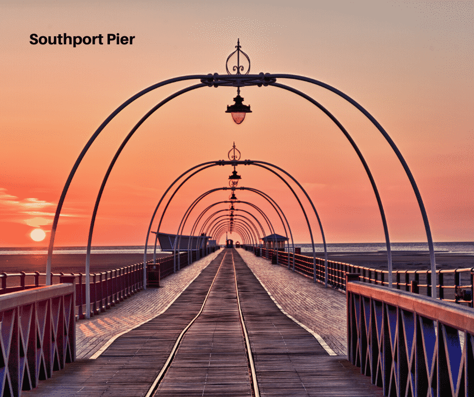 Southport Pier image