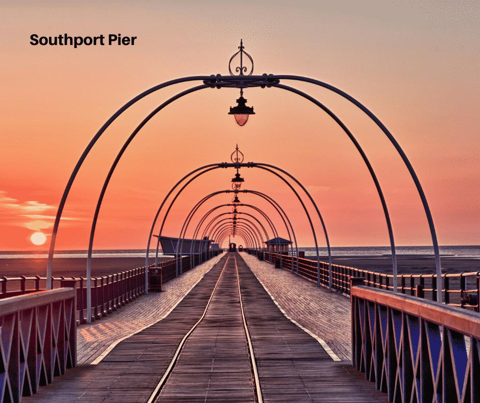 Southport Pier image