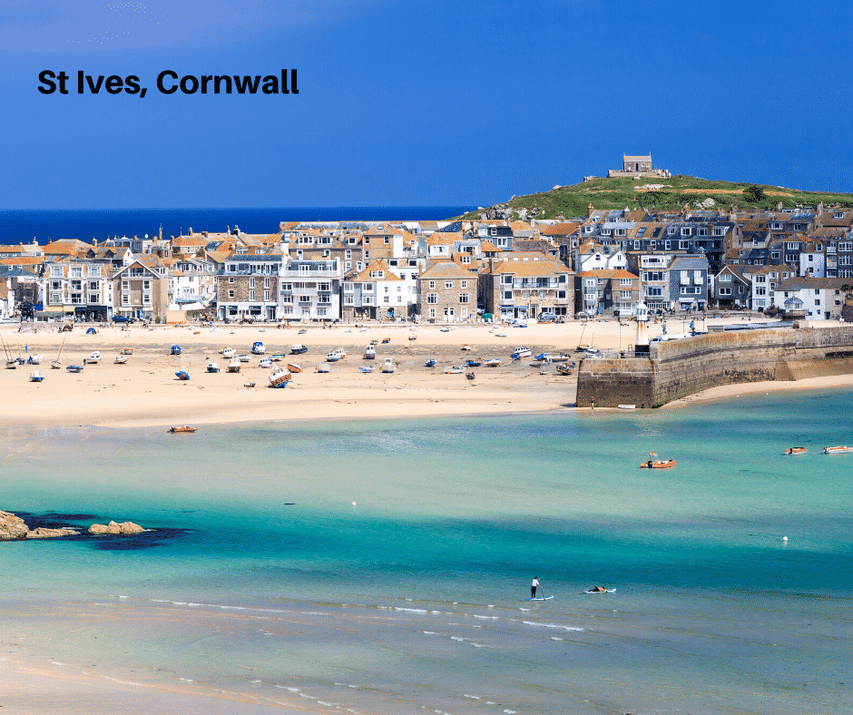 St Ives, Cornwall image