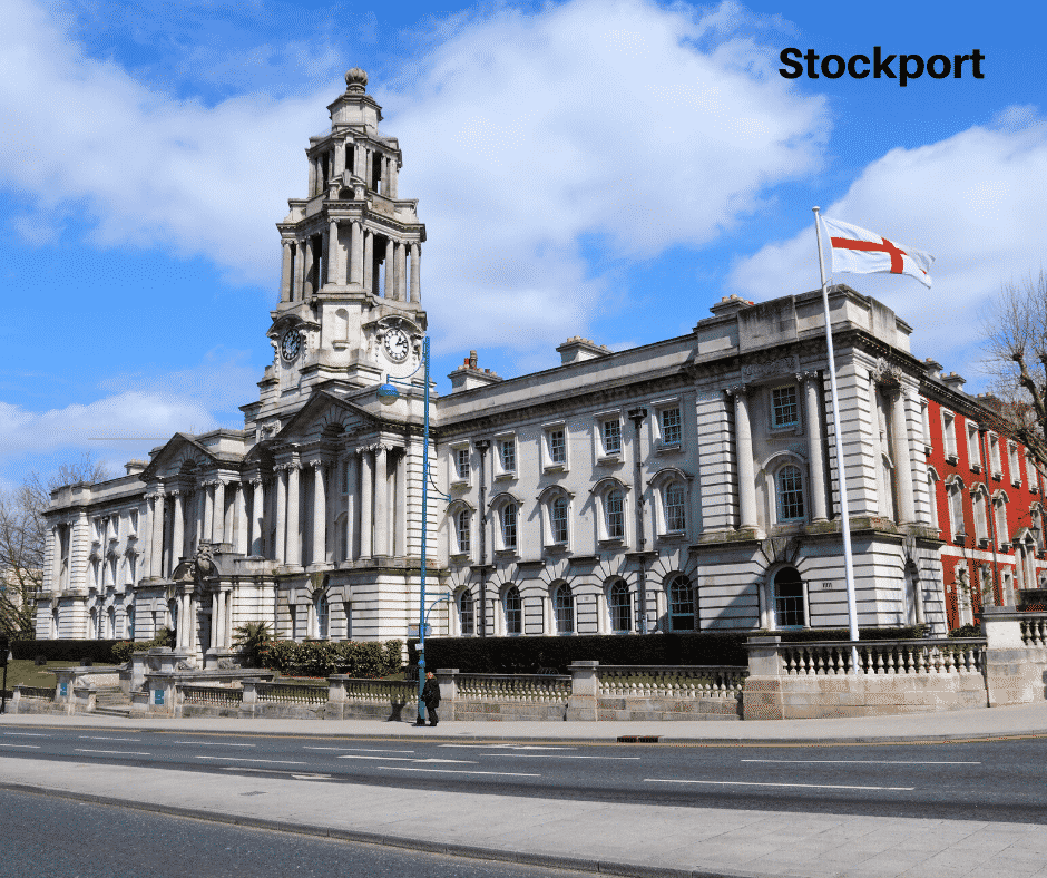 Stockport image