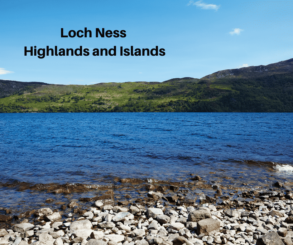 Loch Ness Highlands and Islands image 2