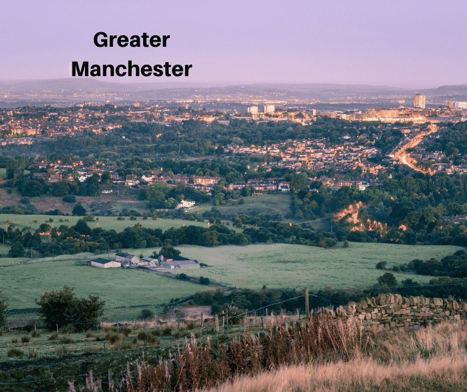 Greater Manchester image