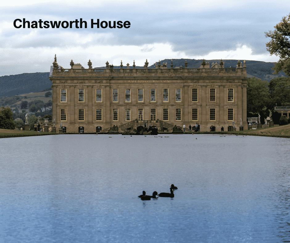 Chatsworth House image