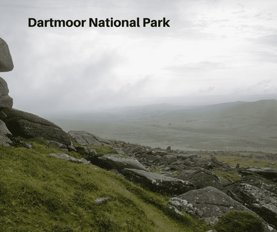 Dartmoor National Park image
