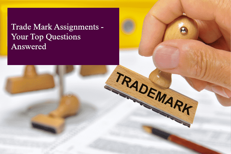 Trade Mark Assignments - Can a Trade Mark be Transferred image