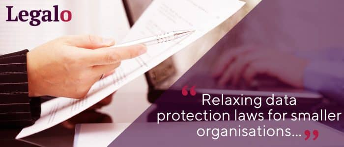 Relaxing data protection laws in the UK middle image
